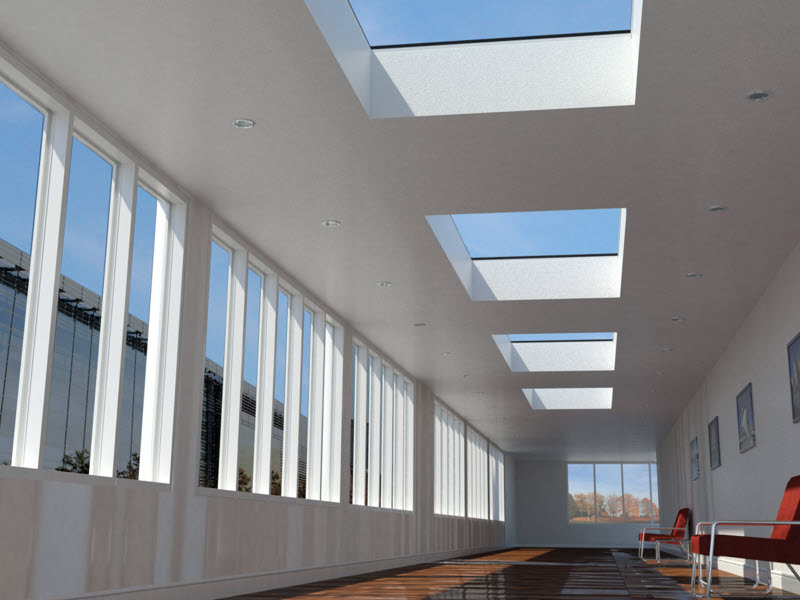 Flat Glass Rooflights Preston Fylde Lytham And All