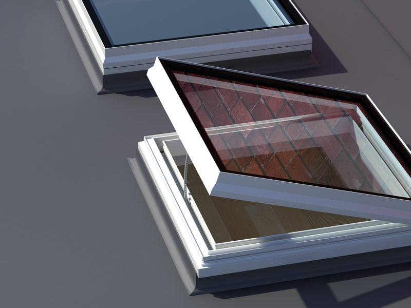flat rooflights lytham