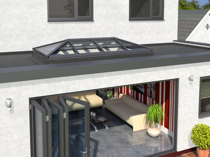 Glass Roof Lanterns – Preston, Lancashire, Fylde and North West