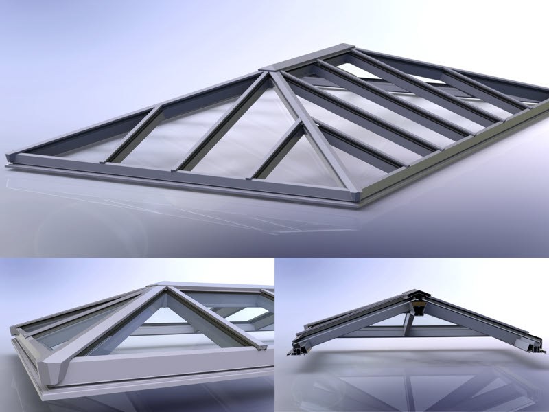glass roof lanterns lytham